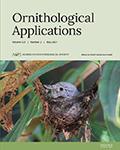 The Condor: Ornithological Applications