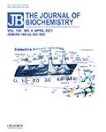 The Journal Of Biochemistry