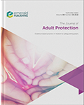 The Journal of Adult Protection
