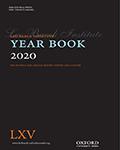 The Leo Baeck Institute Yearbook