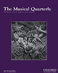 The Musical Quarterly