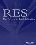 The Review of English Studies