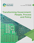 Transforming Government: People, Process and Policy