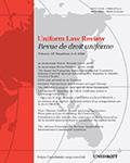 Uniform Law Review
