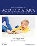 Acta Paediatrica: Nurturing the Child