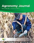 Agronomy Journal