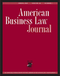 American Business Law Journal