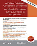 Annals of Public and Cooperative Economics
