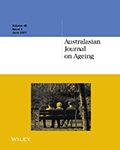 Australasian Journal on Ageing