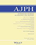 Australian Journal of Politics and History