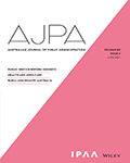 Australian Journal of Public Administration