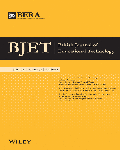 British Journal of Educational Technology