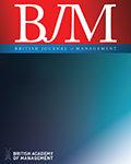 British Journal of Management