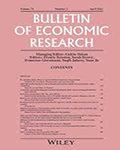 Bulletin of Economic Research