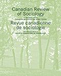 Canadian Review of Sociology/Revue canadienne de sociologie