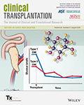 Clinical Transplantation