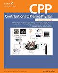 Contributions to Plasma Physics