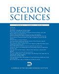 Decision Sciences