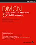 Developmental Medicine & Child Neurology