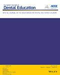 European Journal of Dental Education