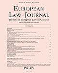 European Law Journal