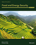 Food and Energy Security