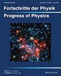 Fortschritte der Physik