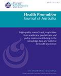 Health Promotion Journal of Australia