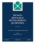 Human Resource Development Quarterly