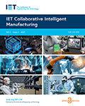 IET Collaborative Intelligent Manufacturing