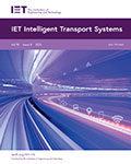 IET Intelligent Transport Systems