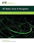 IET Radar, Sonar & Navigation