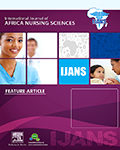 International Journal of Africa Nursing Sciences