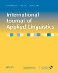 International Journal of Applied Linguistics
