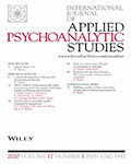 International Journal of Applied Psychoanalytic Studies