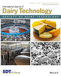 International Journal of Dairy Technology