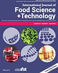 International Journal of Food Science & Technology