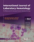 International Journal of Laboratory Hematology