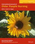 International Journal of Older People Nursing