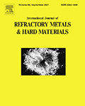 International Journal of Refractory Metals and Hard Materials