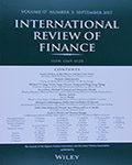 International Review of Finance