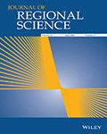 Journal Of Regional Science