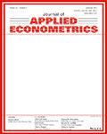 Journal of Applied Econometrics