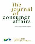 Journal of Consumer Affairs