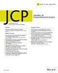 Journal of Consumer Psychology