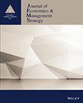 Journal of Economics & Management Strategy
