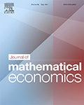 Journal of Mathematical Economics