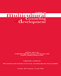 Journal of Multicultural Counseling and Development