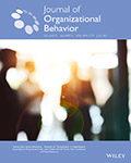 Journal of Organizational Behavior