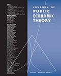Journal of Public Economic Theory